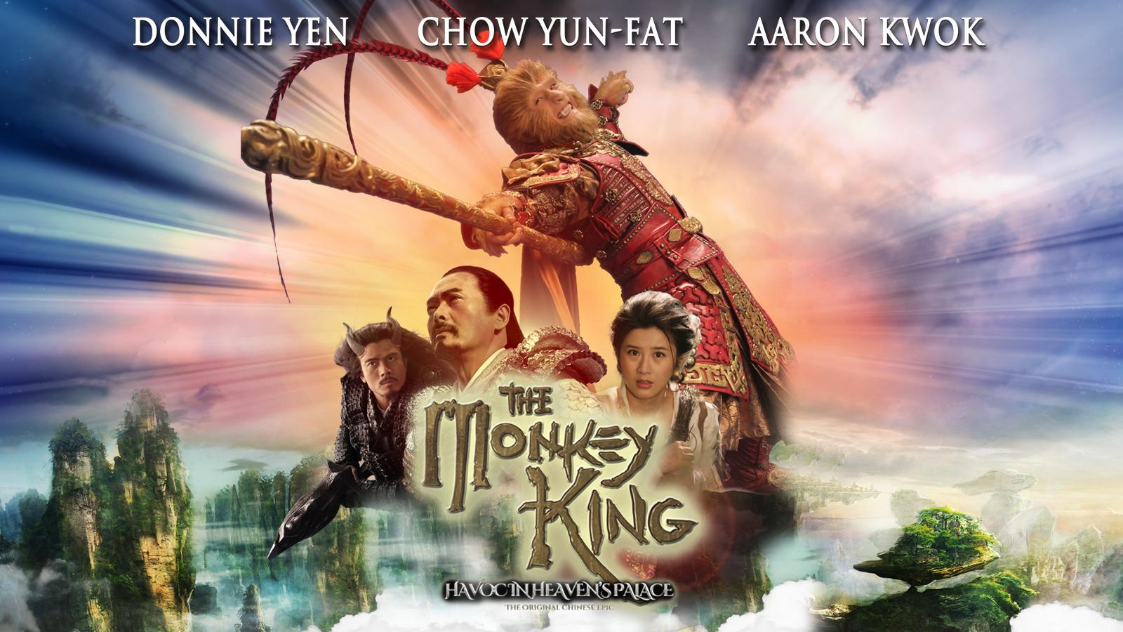 TheMonkeyKingHavocinHeavensPalace1600x900 poster