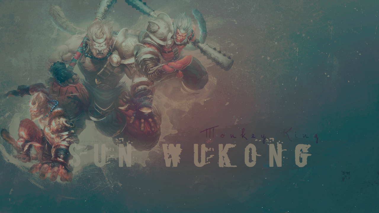 fan artwork � the official world of the monkey king join