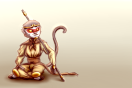 sun_wukong_by_neko_rapha-d5ft91x